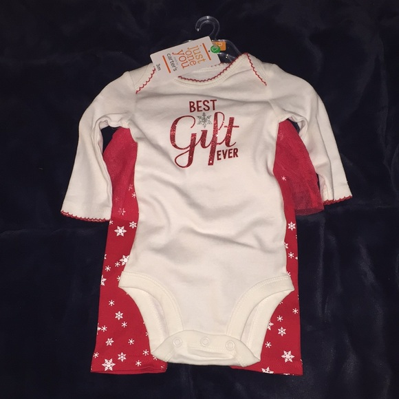 52bcf49a6 Matching Sets | Joy By Carters Best Gift Ever Outfit | Poshmark